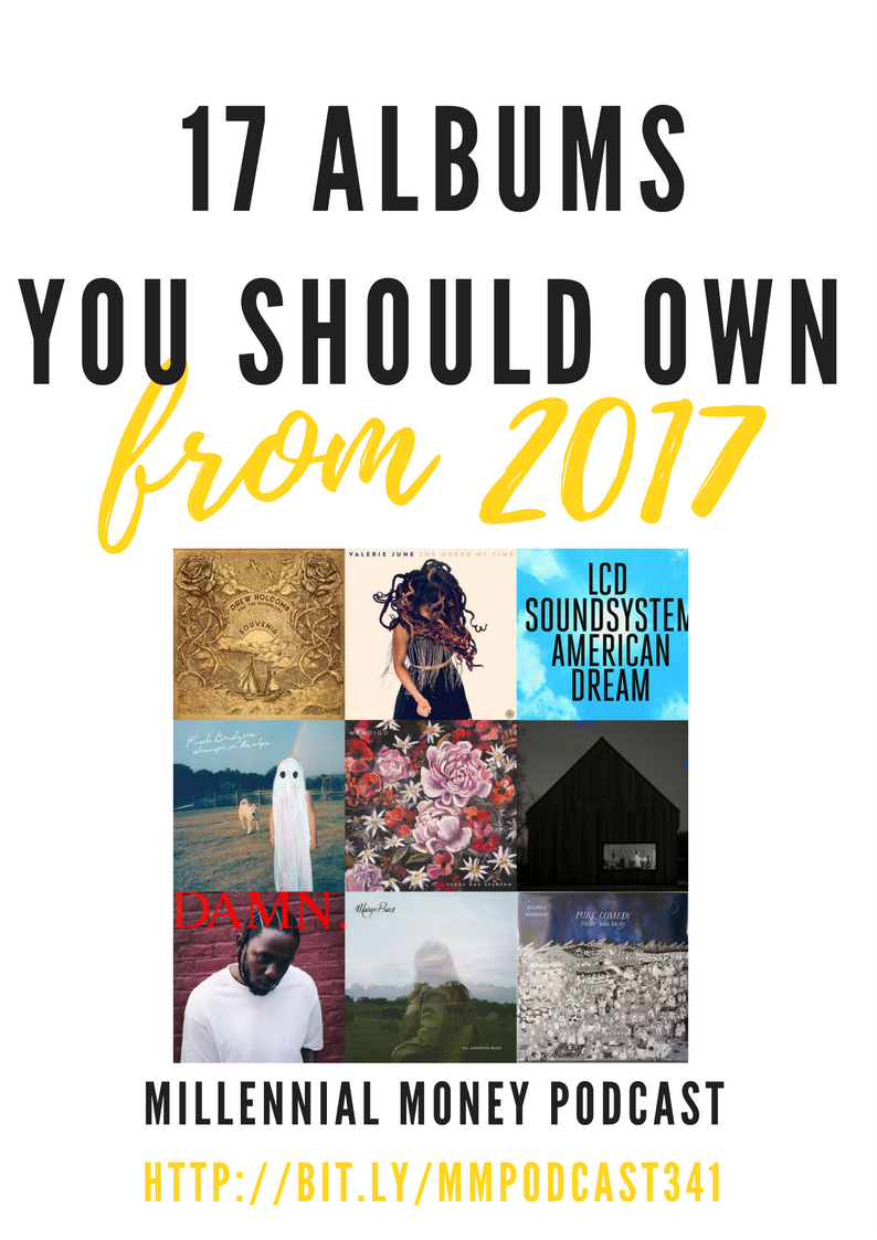 17 Albums You Should Own From 2017