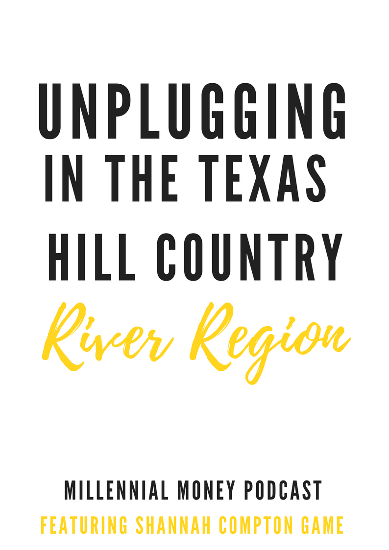 Unplugging In The Texas Hill Country River Region + Ask Shannah