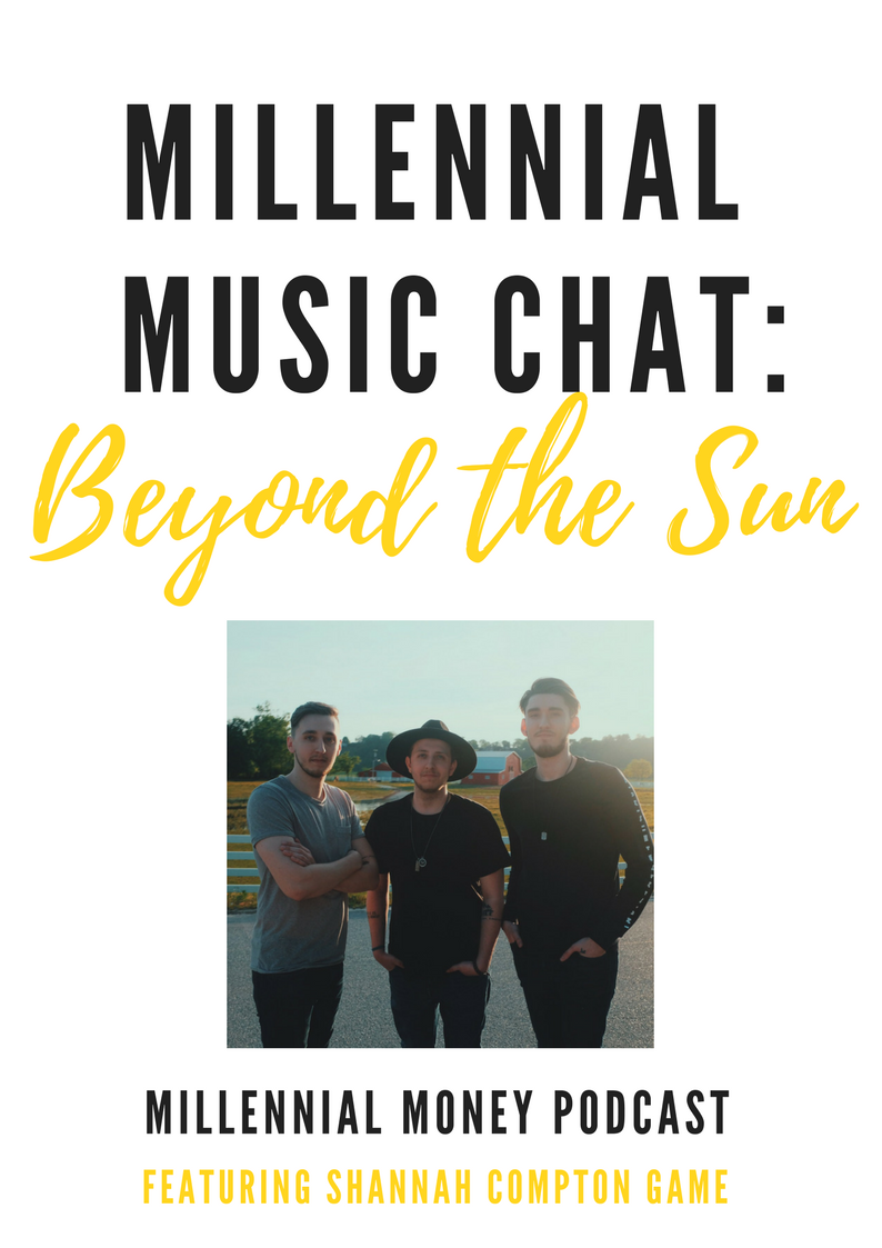 Millennial Music Chat, Beyond the Sun + Ask Shannah – Which Car Should I Pay Off