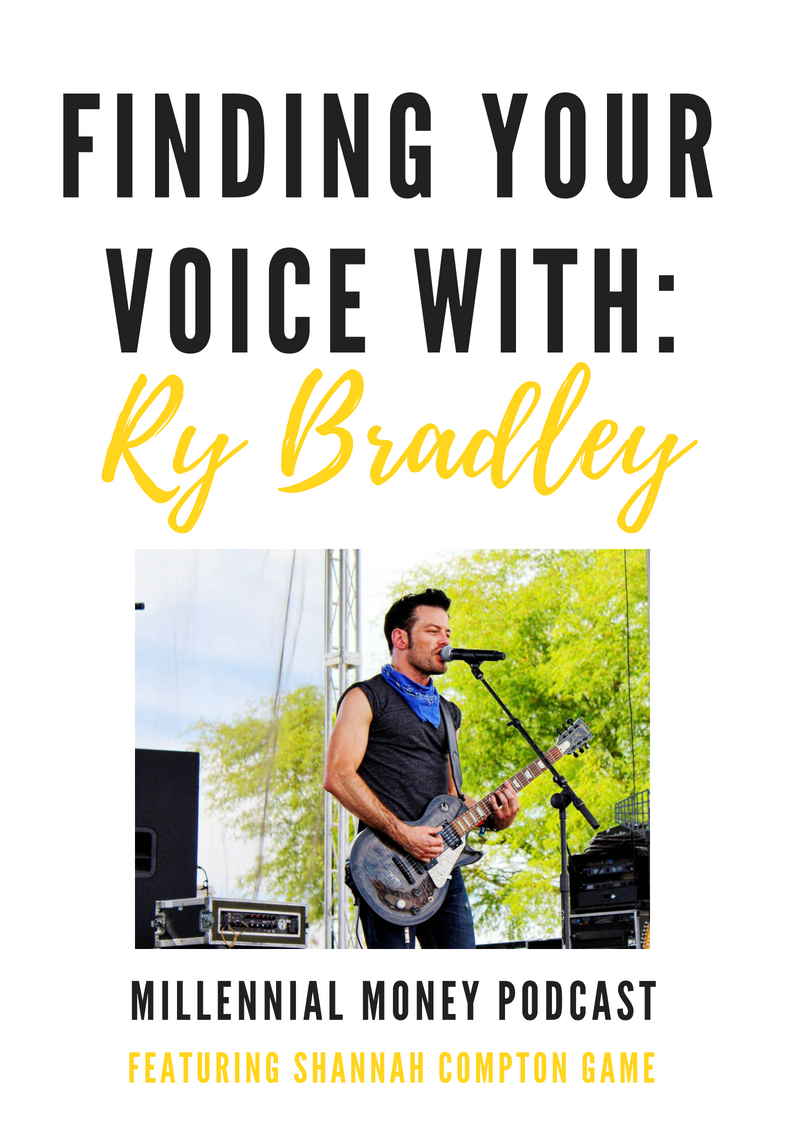 Finding Your True Voice With Ry Bradley