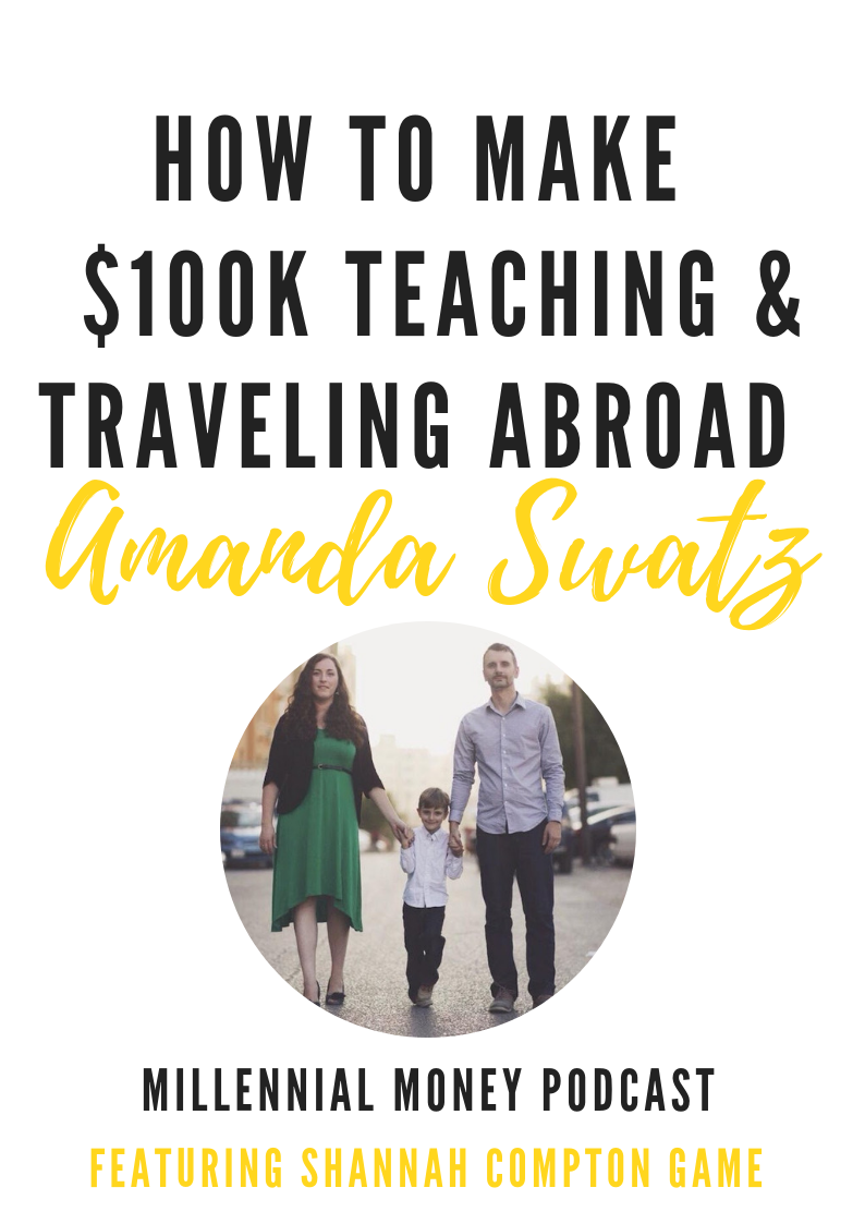 How to Make $100K Teaching & Traveling Abroad