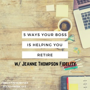 When it comes to you job, it's not just about your salary. There may be lots of other ways your boss is helping you retire by offering some awesome perks.