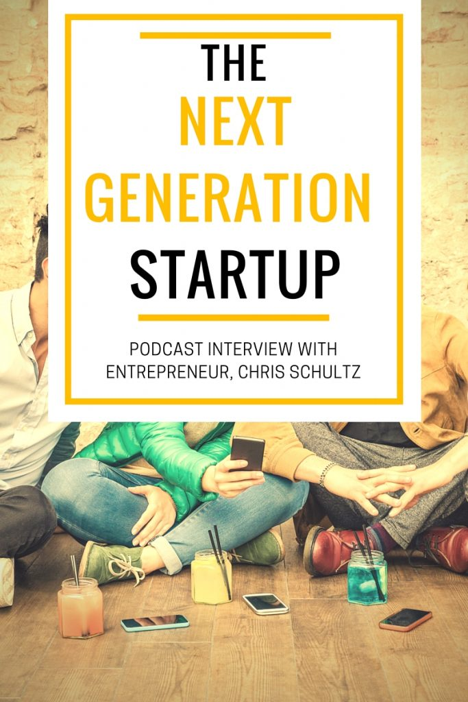 How do you stand out as a millennial entrepreneur? In this podcast episode, I chat with Entrepreneur and Angel Investor, Chris Schultz, who dishes tips you need to know.
