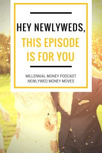 """Take a deep dive into the smart money moves to make as a newlywed. I'm dishing loads of tips that you need to think about before, and after, saying """"I Do."""""""