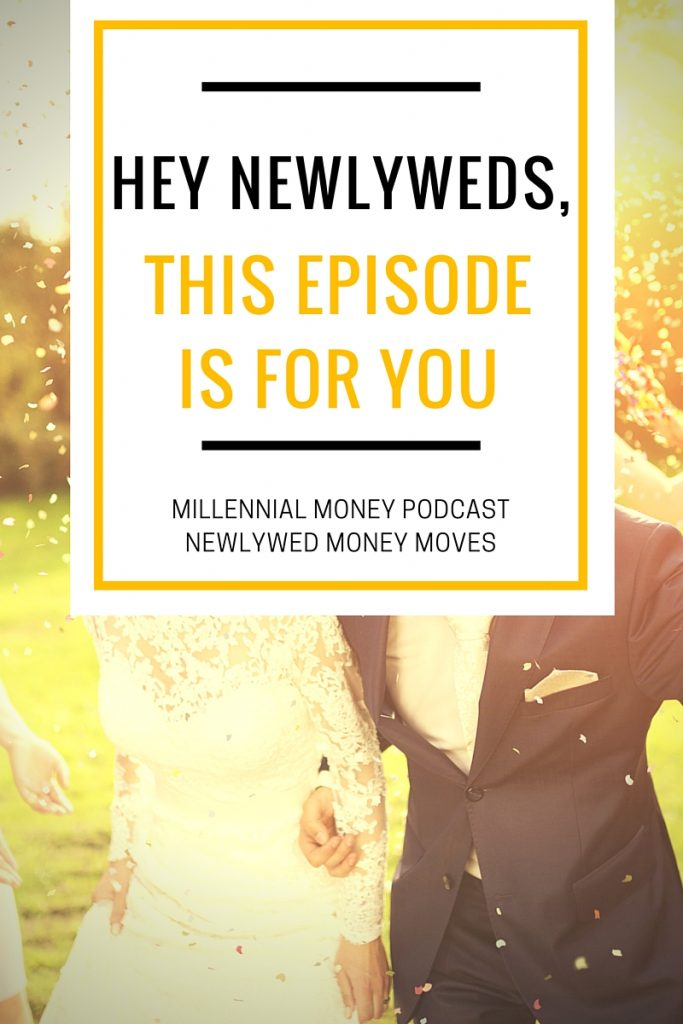 "Take a deep dive into the smart money moves to make as a newlywed. I'm dishing loads of tips that you need to think about before, and after, saying ""I Do."""