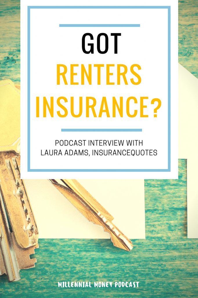 If you're a millennial and you rent, then you need to know about the power of renters insurance