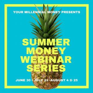Summer Money Webinar Series