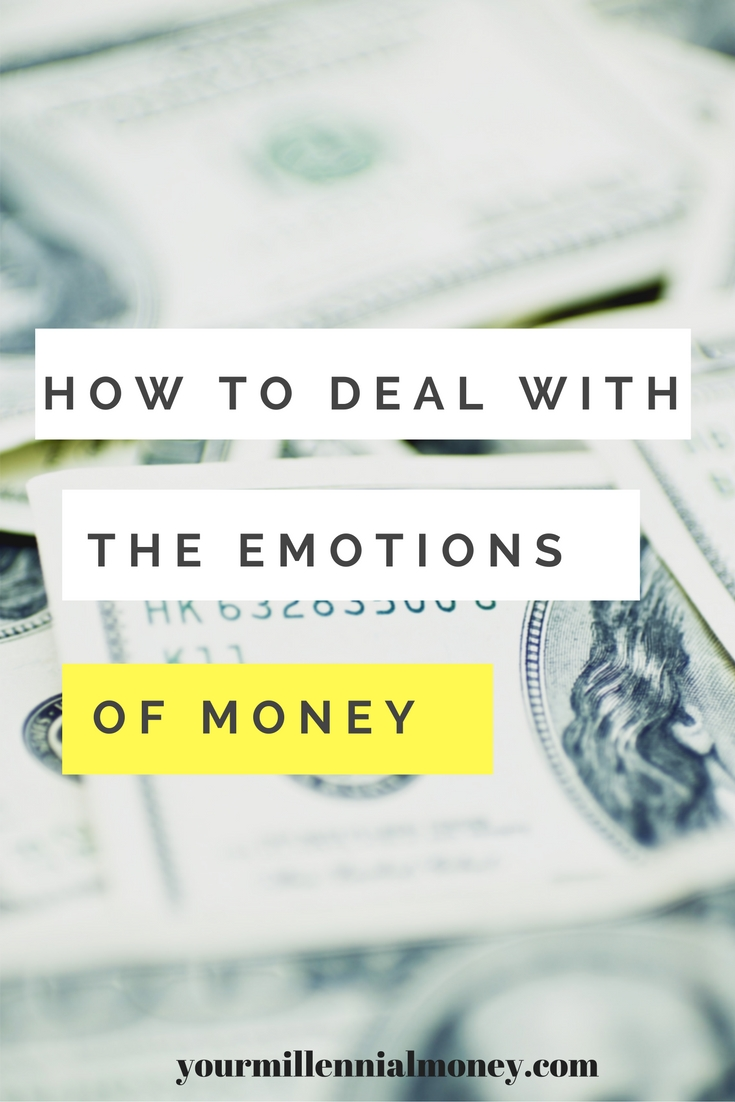 How to deal with the emotions of money