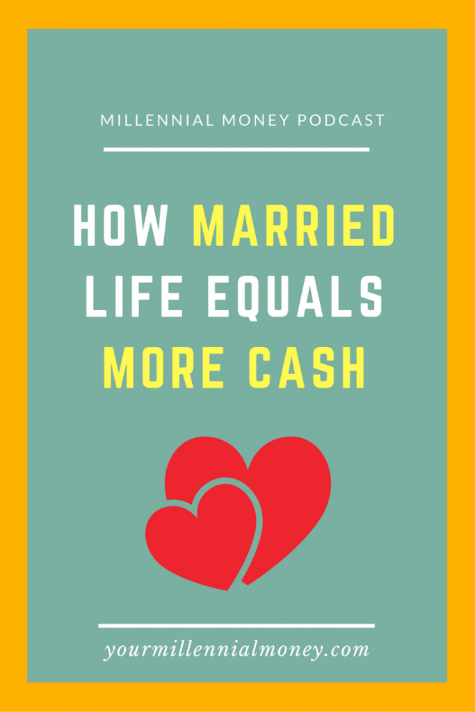 Marriage and money is a tough subject, but if you do it right you could end up with more cash in your pocket.