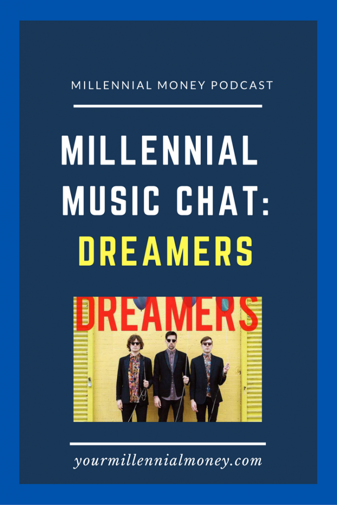 Meet the Dreamers, a cool millennial band with a unique sound and entrepreneurial spirt.