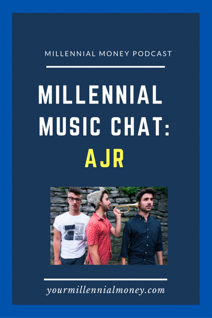 """AJR is a band of brothers that are rising to the top of the music charts with their unique sound. Learn how they are doing music differently and what it takes to """"make it"""" in the music industry."""