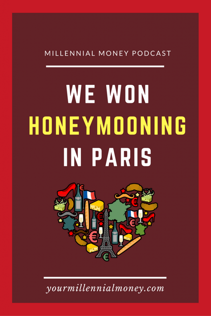 Paris is captivating, and a great place to honeymoon. We were able to travel to this amazing city for under $1500 for 8 days. In this episode, I'm dishing all my Paris money saving tips for all you future honeymooners.