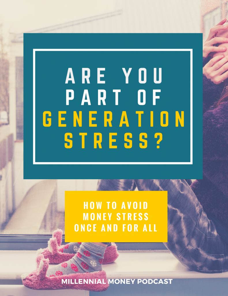 """Millennials are called """"generation stress"""" because of high student loans, unemployment, credit cards debt and low savings rates. Here are some tips to avoid money stress once and for all."""