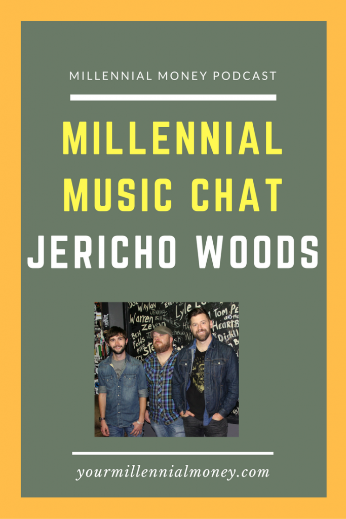 Millennial Music Chat - Jericho Woods