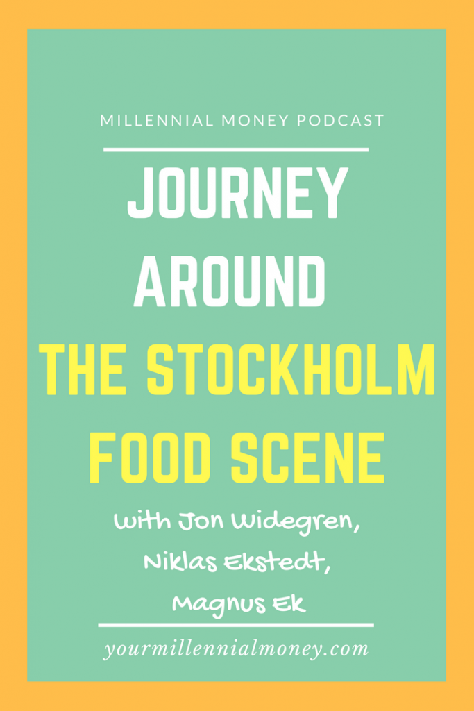 Stockholm is full of amazing restaurants and top chefs that are charting the course for the evolving food scene. Join us on a tour around the Stockholm food scene with three amazing chefs.