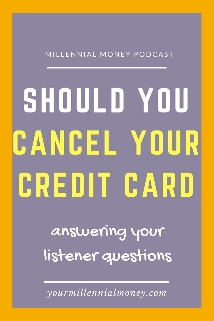 Your credit score is super important to your financial future. Here's what you need to know about cancelling your credit card and how it can effect your credit score.