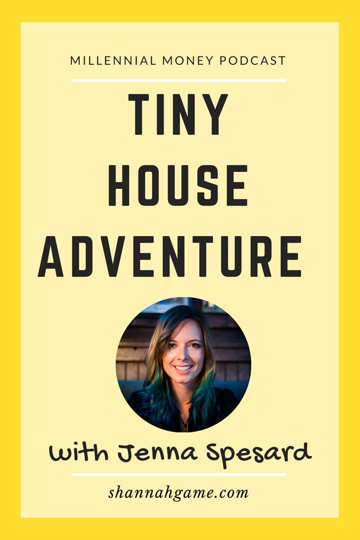 Jenna decided to give up her hectic life and begin her tiny house adventure. Discover how she reinvented her life and how you can embrace the same goal of living life on your own terms.