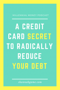 There is a secret to reducing credit card debt that most don't talk about often. Found out what you need to know to chop your debt down.
