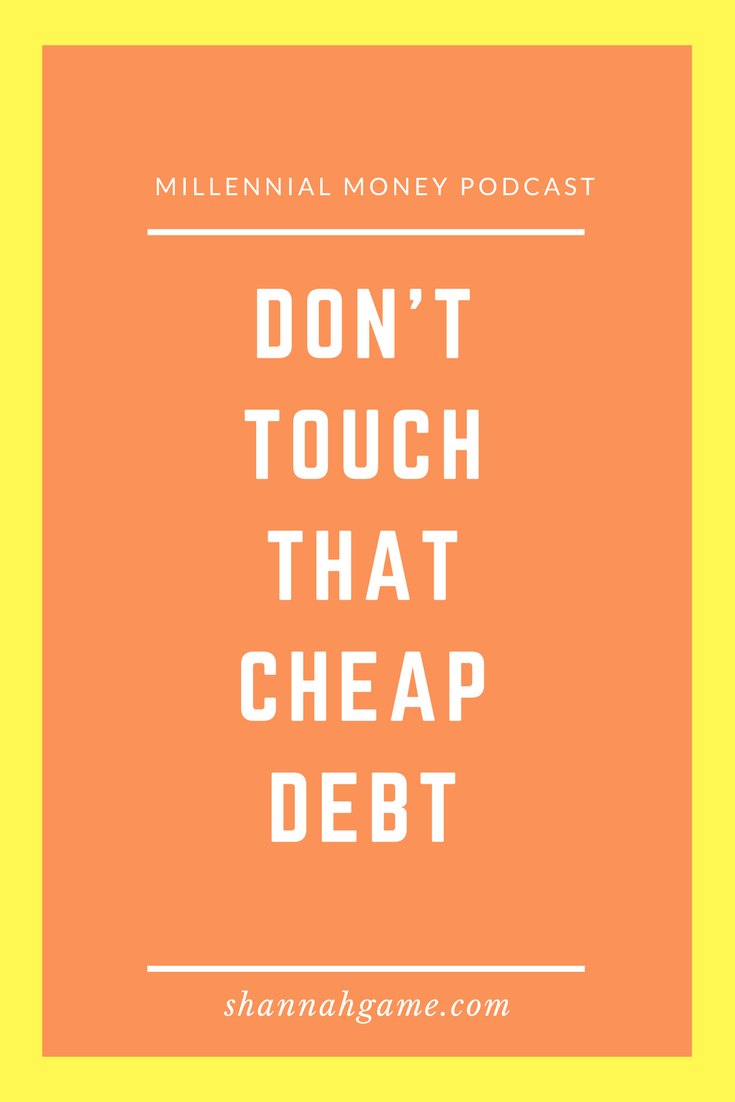 Stop paying off your cheap debt so fast and consider whether some debt is smart debt.