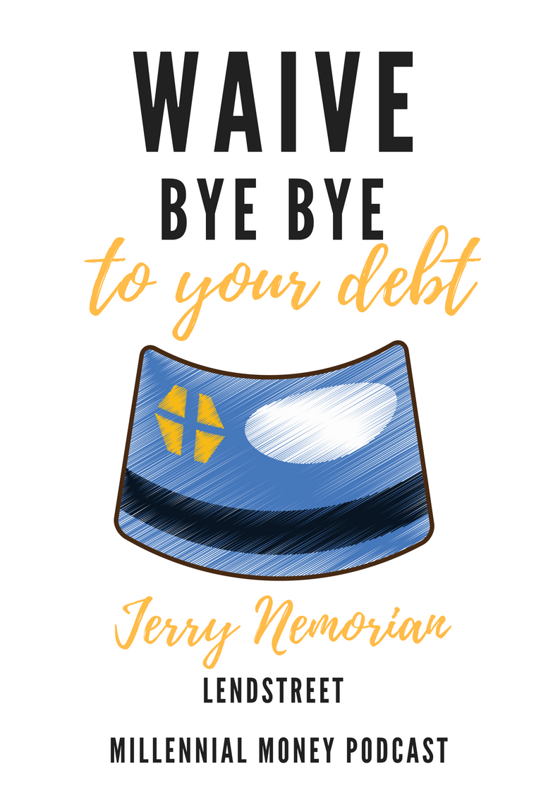 When you're dealing with debt you've got to have a strategy to get rid of it.