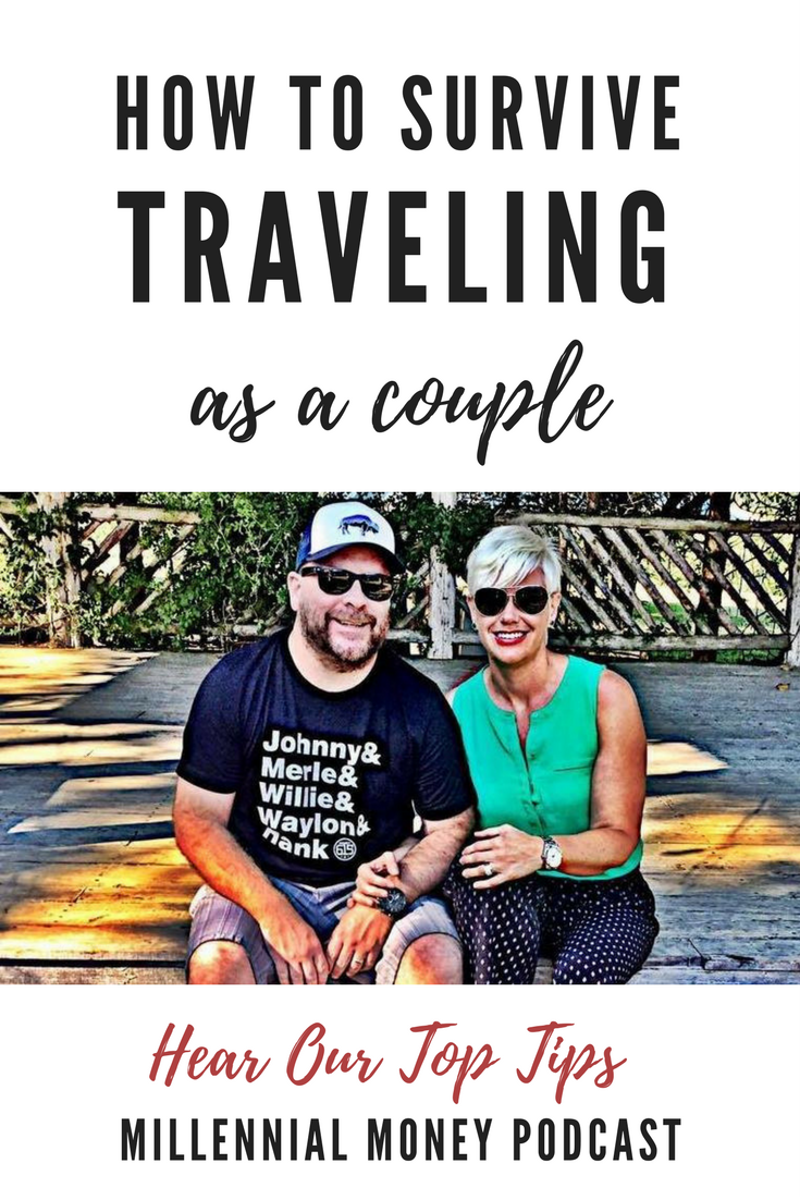 Hear some of our top tips to survive traveling as a couple to avoid conflict, have fun, and enjoy your trip.