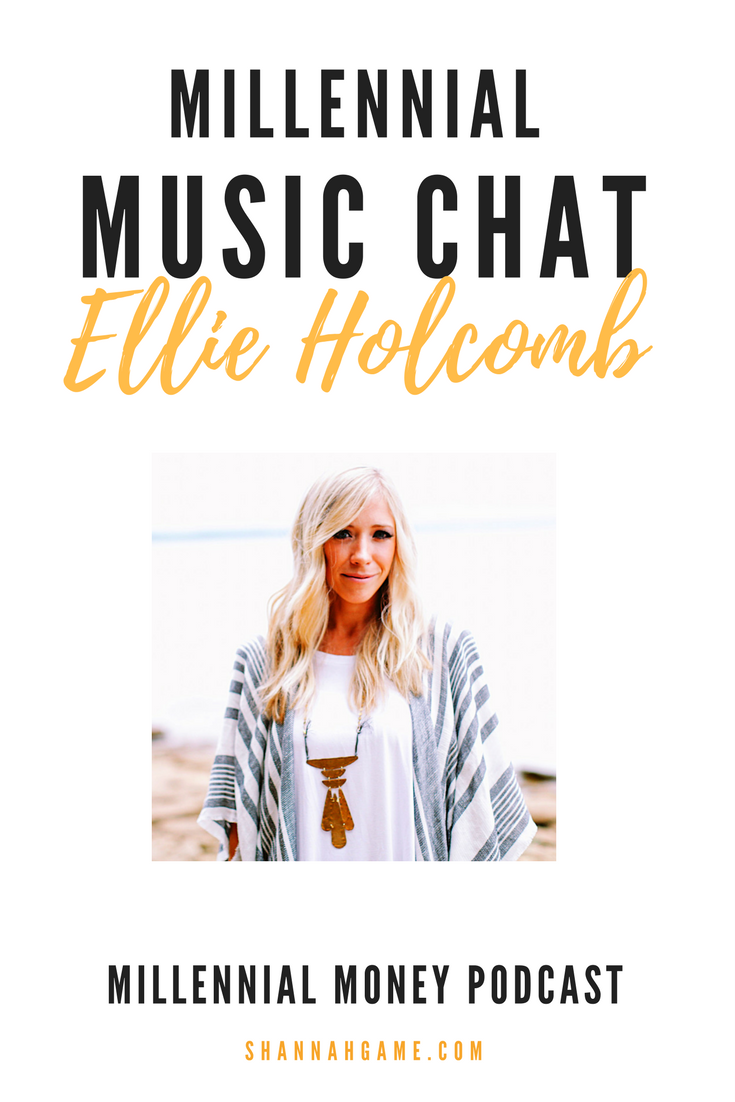 We're dishing with Ellie Holcomb about her new album, Red Sea Road, and her journey to overcoming fear and empowering others.