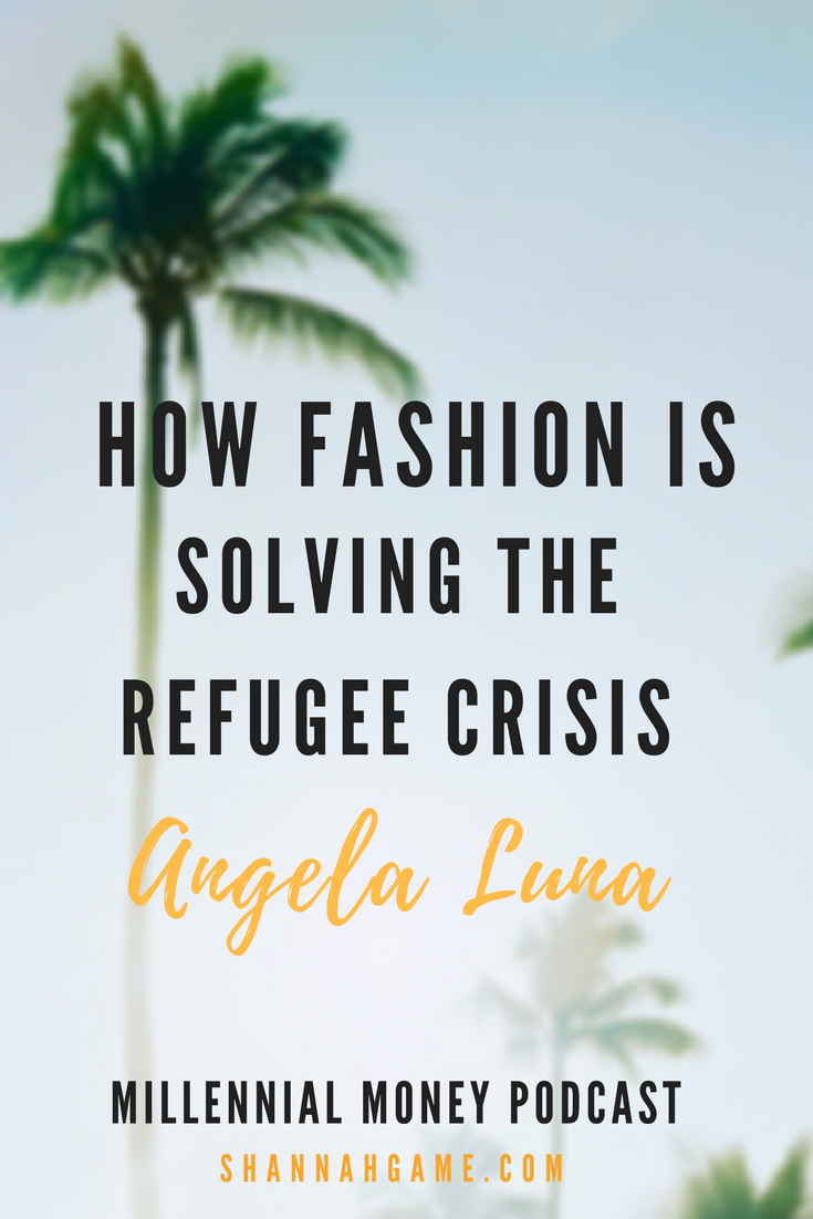 Angela Luna created a company called, ADIFF, and their mission is to create fashionable garments that can have practical purposes. She is a millennial entrepreneur on a mission.