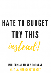 Budgeting gets a bad wrap for sure. I've got a quick an easy way for anyone who hates to budget to radically take back your bank account and empower your money.