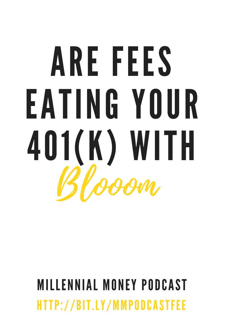 Are Fees Eating Your 401(k) – Chris Costello, Bloom