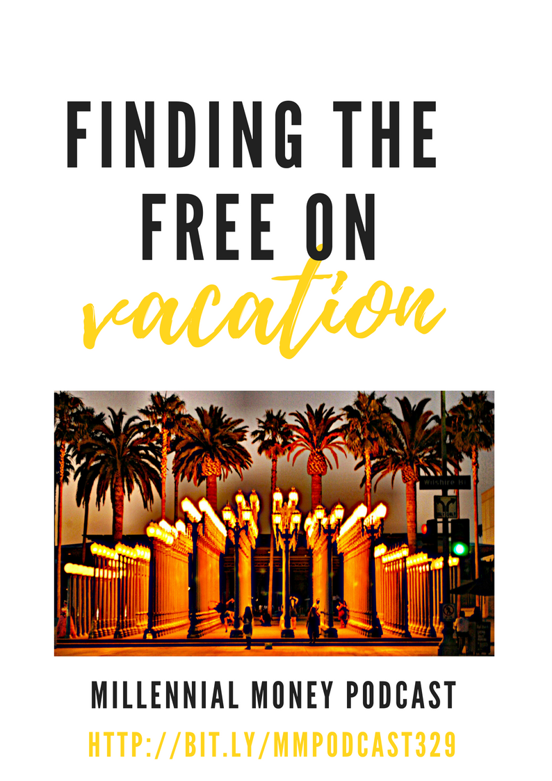 Finding The Free On Vacation