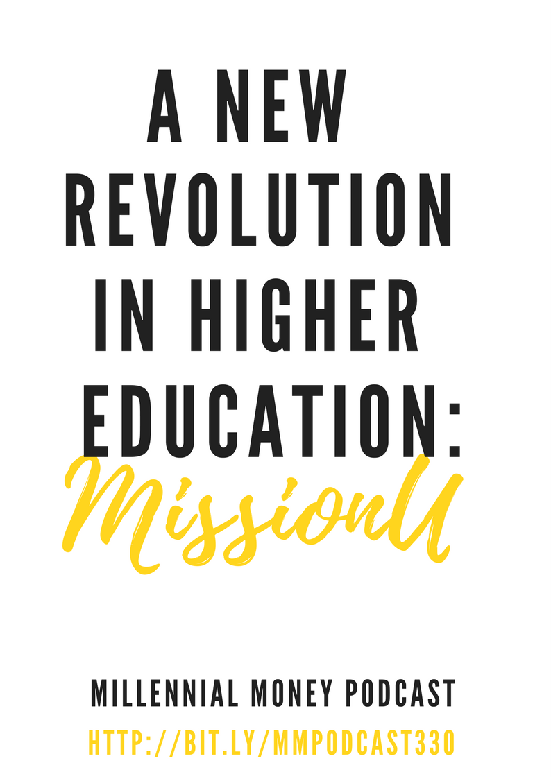 A New Revolution In Higher Education – Adam Braun, MissionU