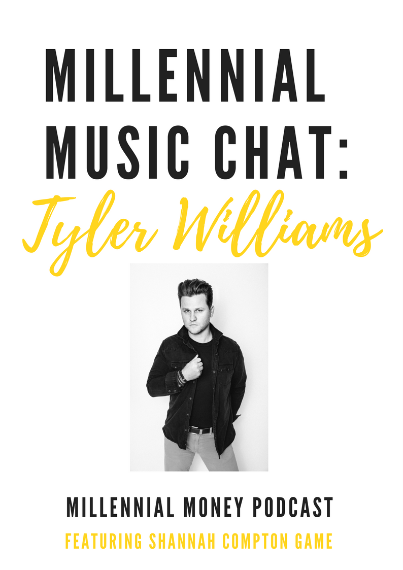 Millennial Music Chat – Tyler Williams