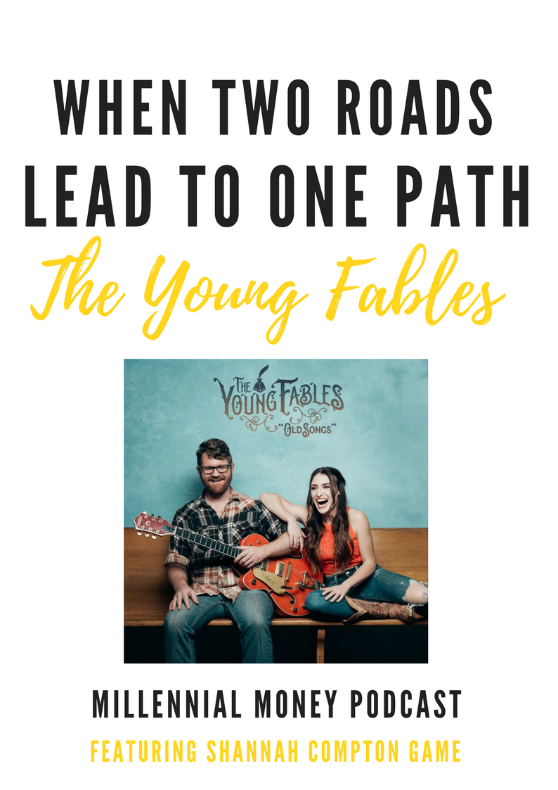 When Two Roads Lead To One Path With The Young Fables