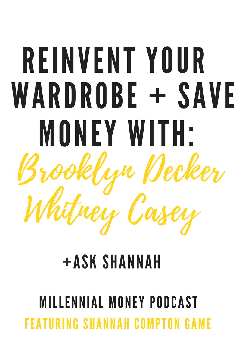 Reinvent Your Wardrobe with Brooklyn Decker & Whitney Casey