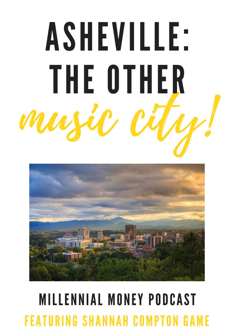 Asheville: The Other Music City