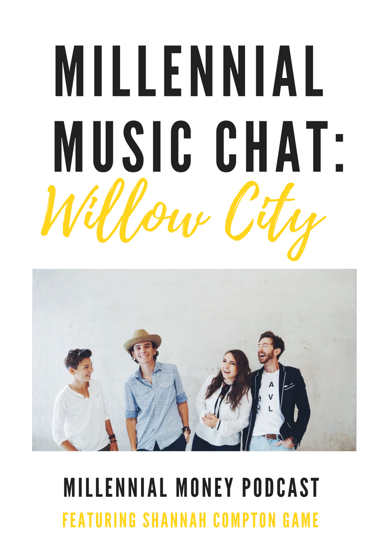 Millennial Music Chat with Willow City
