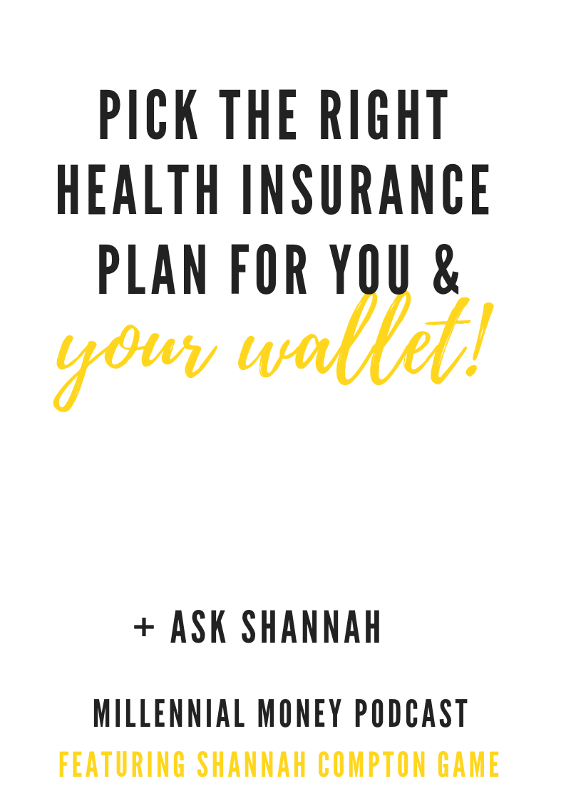 Pick the Right Health Insurance Plan For You & Your Wallet