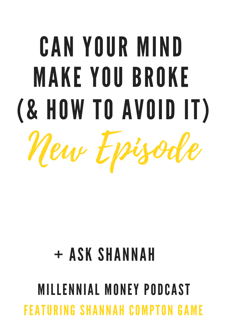 Can Your Mind Make You Broke (& How to Avoid It)