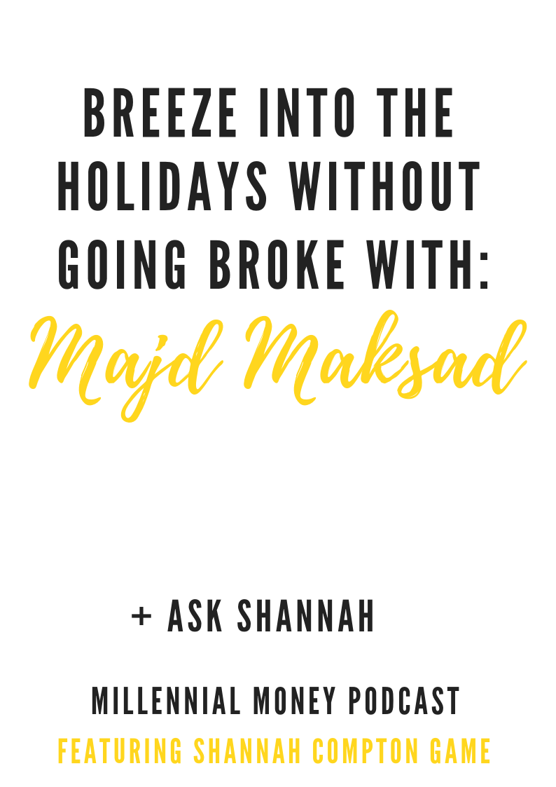 Breeze Into the Holidays Without Going Broke