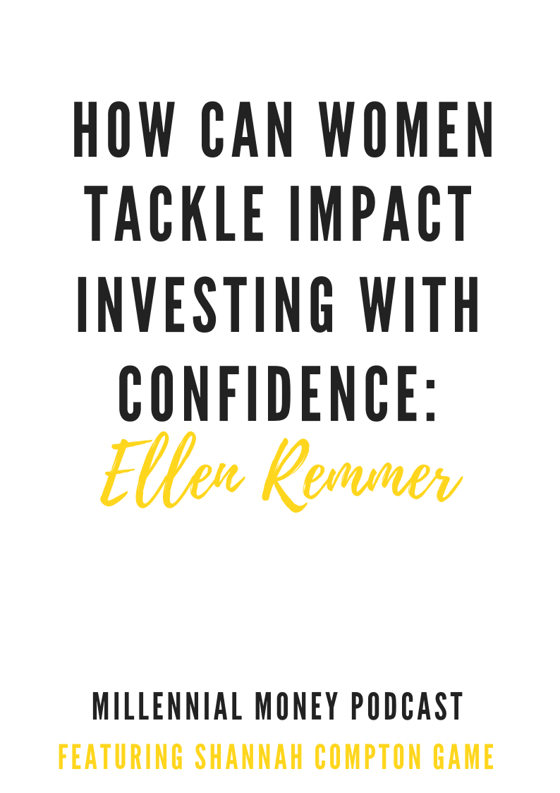 How Can Women Tackle Impact Investing with Confidence