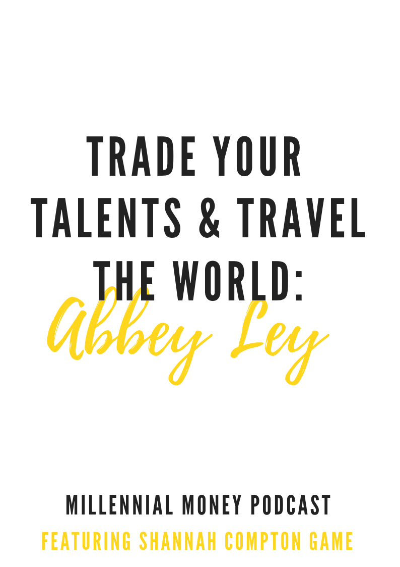 Trade Your Talents & Travel The World