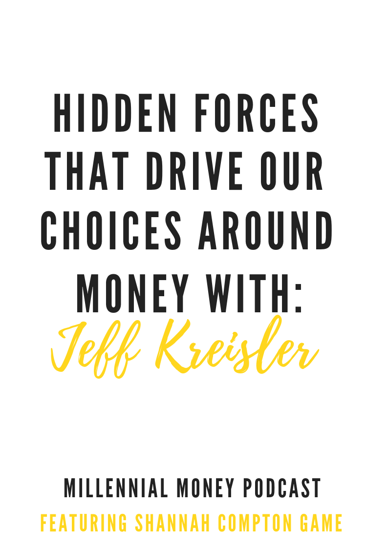 The Hidden Forces That Drive Our Choices Around Money