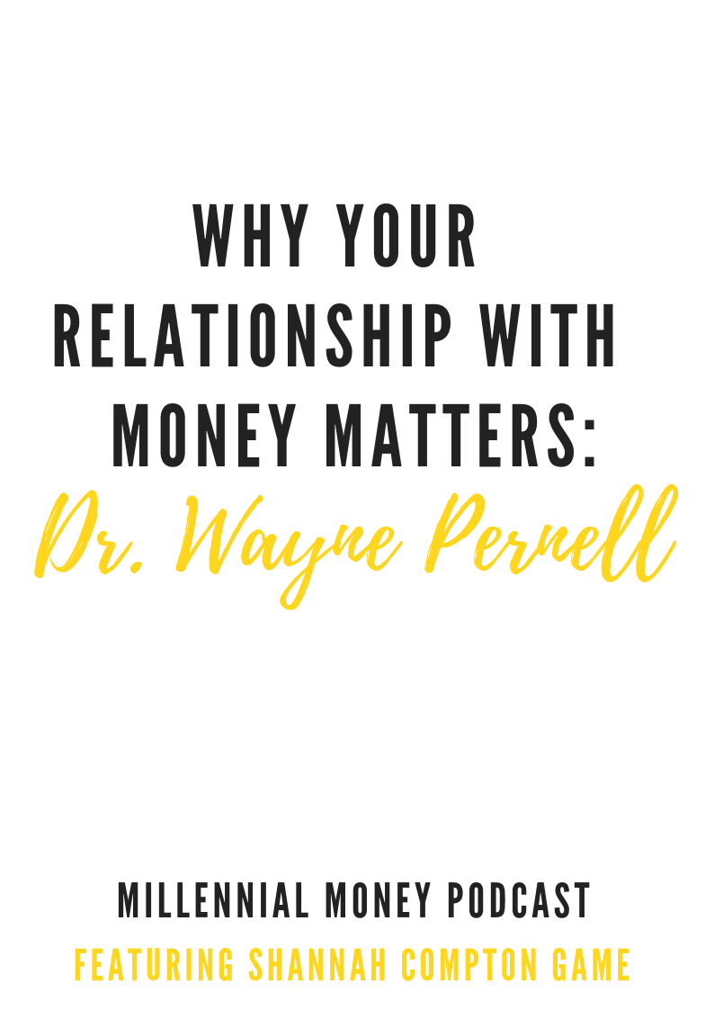 Why Your Relationship With Money Matters