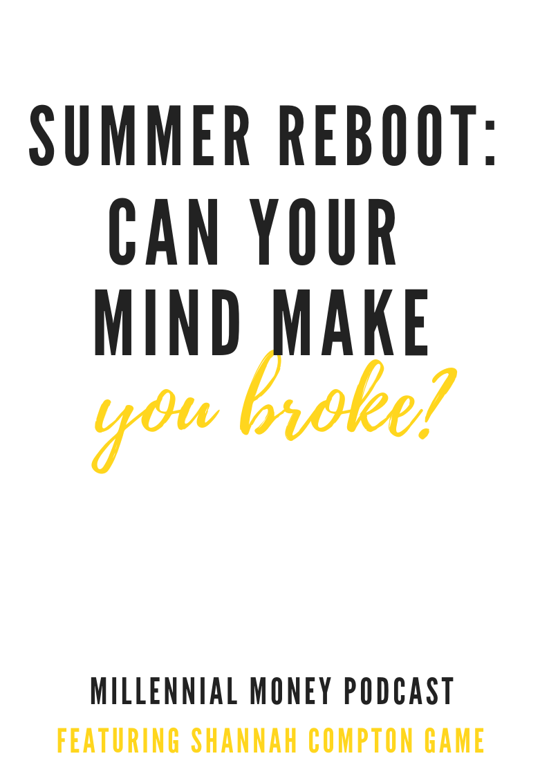 Can Your Mind Make You Broke
