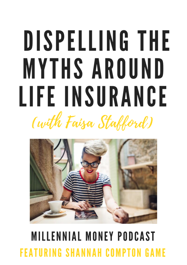 New podcast episode about dispelling the myths around life insurance
