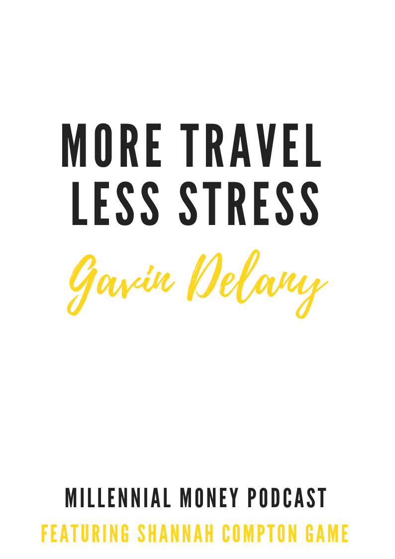More Travel, Less Stress