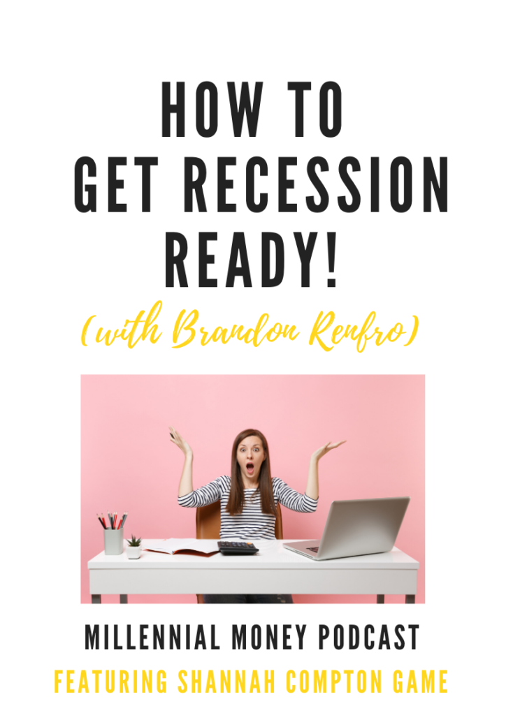 New podcast on how to get your career and your money recession ready