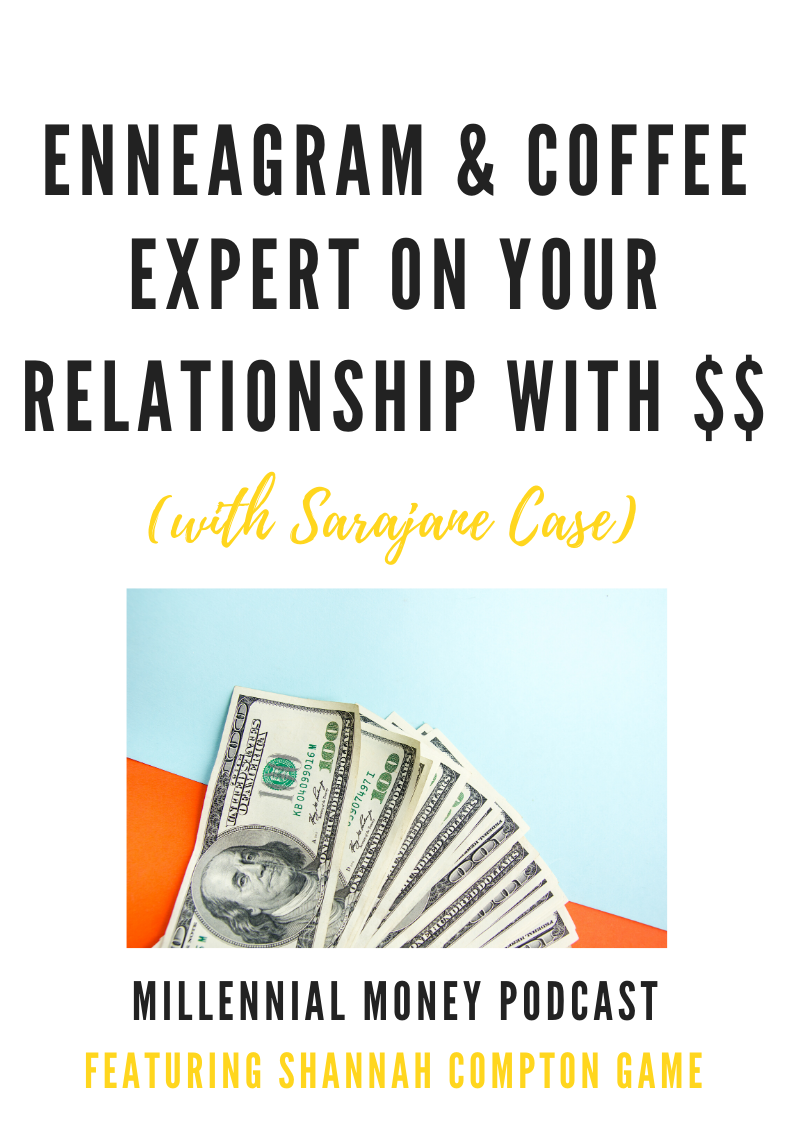 Enneagram & Coffee Expert On Your Relationship with Money