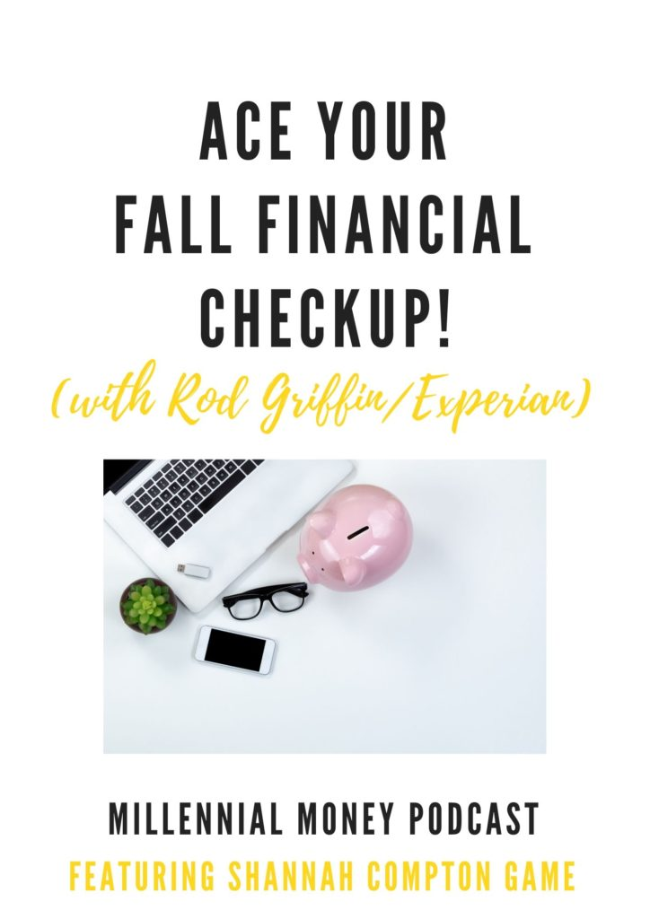 finances, fall financial checkup, money moves