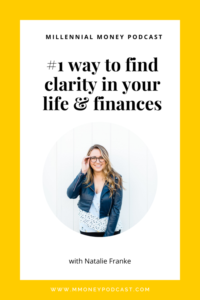 find clarity in your life and business, entrepreneur